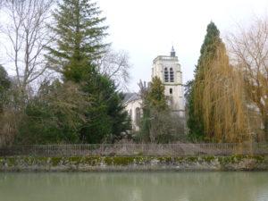 Patrimoine église St-Georges